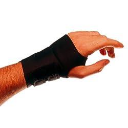 Neopren-Handgelenkbandage von Thuasne Sport - Schwarz - Universalgröße