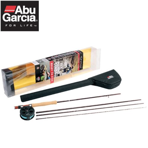 Abu Garcia Combo Diplomat Fly Angelset mit Angelrute und Angelrolle, Diplomat 904#5/6 Lh Fly -