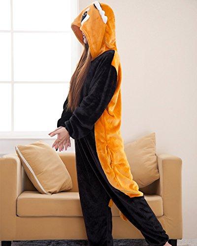 Keral Sleepsuit Pyjamas Kostüm Cosplay Homeware Lounge Größe Coon
