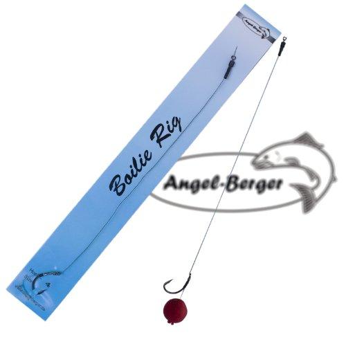 Angel Berger Boilie Rig Karpfen Haken Boiliehaken Boilievorfach (4)