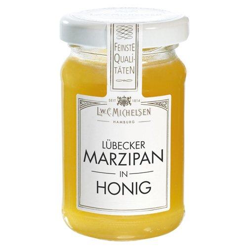 Michelsen Lübecker Marzipan Honig 125 g