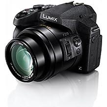 Panasonic Lumix DMC-FZ300 - Cámaras Digitales, color negro 12.1 Megapíxeles, Zoom óptico 24 x