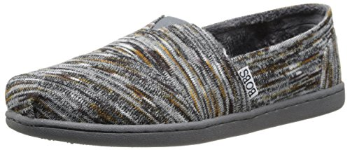 Bobs Da Skechers Bliss Multi tessuto Slip-on Loafer Gray