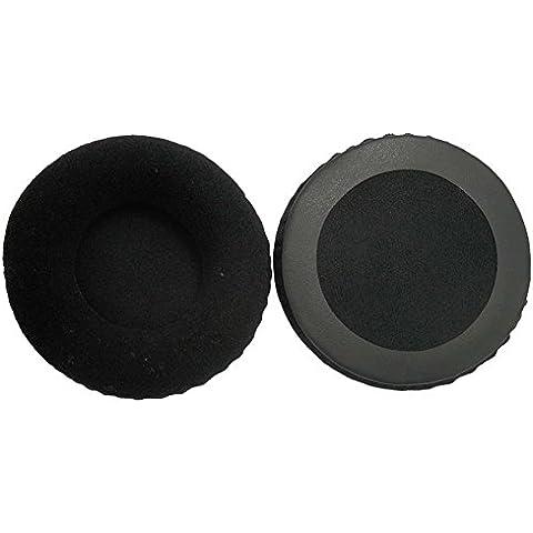 Generic almohadillas de almohadillas para auriculares Sennheiser HD205