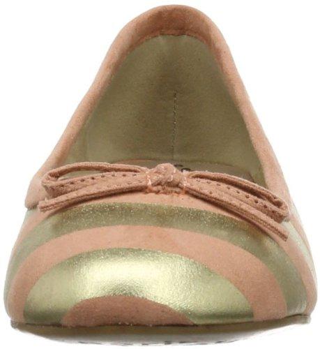 Tamaris 1-1-22102-22 098, Ballerines femme Multicolore - Mehrfarbig (ROSE COMB 502)