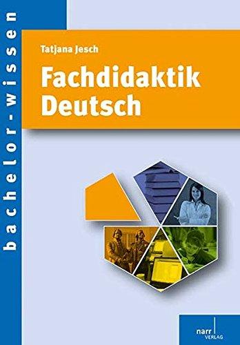 Fachdidaktik Deutsch (bachelor-wissen)