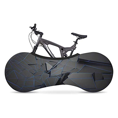 Meetforyou CatcherMy Indoor Bike Cover, Anti-Polvere Bike Wheel Cover Borsa per Biciclette per Mountain Bike Road Bike