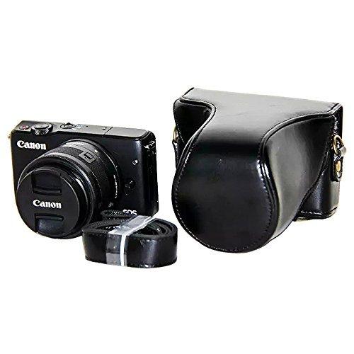 borsa-imitazione-in-pelle-pu-copertura-in-pelle-per-canon-eos-m10-with-15-45mm-lens-nero