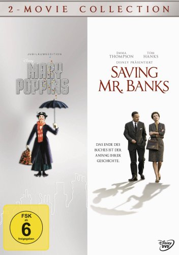 Bild von Saving Mr. Banks / Mary Poppins [3 DVDs]