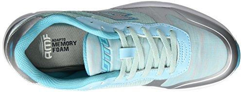 Lotto Damen Dayride Ii Amf W Sneakers Blau (BLU Tah/Slv MT)