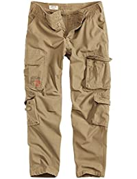 Surplus Homme Cargo pantalon Airborne Vintage slim
