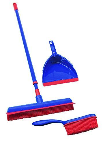 brushmann-scopa-di-gomma-pet-capelli-rimozione-spazzola-e-paletta-set