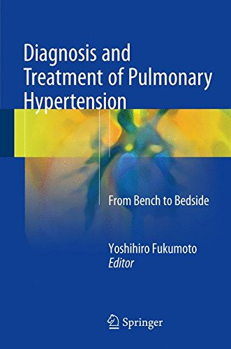 Diagnosis and Treatment of Pulmonary Hypertension: From Bench to Bedside