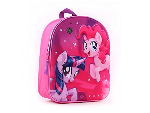 (My Little Pony 3D Sound Kinderrucksack 31cm Rucksack (8396))