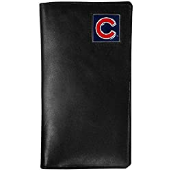 MLB Chicago Cubs Tall Leather Wallet