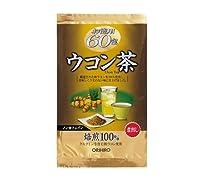 ORIHIRO Turmeric Tea for Economy 1.5g-60packs