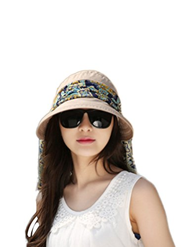 Cdet Chapeau de Paille Anti-soleil Respirant chapeau haut grand chapeau de soleil à larges bords extérieur Anti UV Casquettes pour été loisirs nouvelle mode