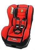 Osann Kinderautositz Cosmo SP Ferrari Cosra 2015 rot, 0 bis 18 kg, ECE Gruppe 0 / 1, von Geburt bis ca. 4 Jahre, reboard bis 10 kg nutzbar