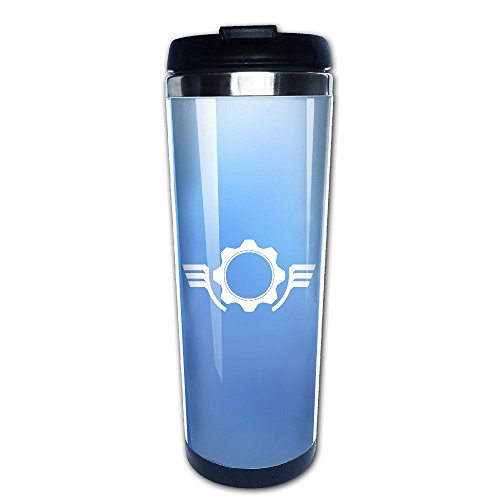 beaufiy-gears-of-war-coalition-of-ordered-governments-flag-logo-stainless-steel-travel-tumbler-coffe