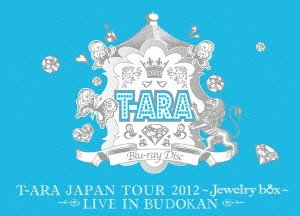 Preisvergleich Produktbild T-ARA JAPAN TOUR 2012-JEWELRY BOX- LIVE IN BUDOKAN(BLU-RAY+PHOTOBOOK)(ltd.)
