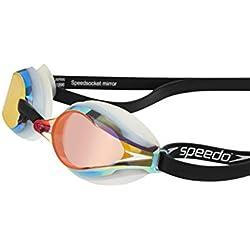 Speedo 8-10897B586 Gafas de Natación, Unisex bebé, Blanco (Copper), Talla Única