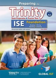 Preparing for Trinity. ISE A2 foundation. Student's book. With key. Per le Scuole superiori. Con audio formato MP3. Con e-book. Con espansione online