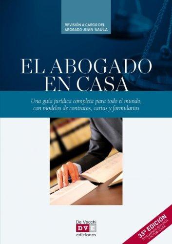 El abogado en casa (Enciclopedia Practica)