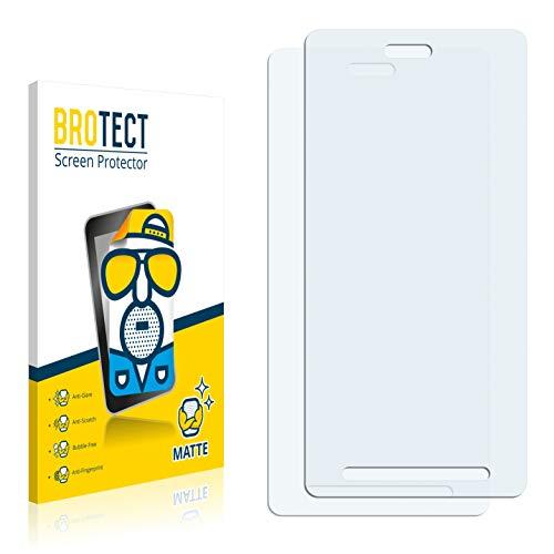 BROTECT Schutzfolie Matt für Smartisan T1 [2er Pack] - Anti-Reflex