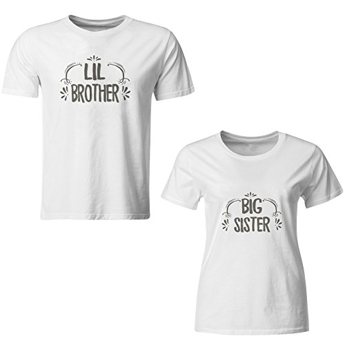 iberrys Rakhi Polyester DryFit Brother-Sister Combo Tshirts-Best Gifts for Rakhi (25)