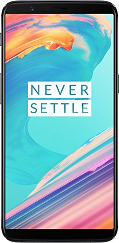 OnePlus 5T (Midnight Black 8GB RAM + 128GB memory)