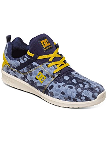 DC Shoes  Heathrow LE, Sneakers basses homme Navy/Camel