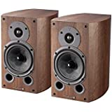 WHARFEDALE Diamond 9.1 Altavoz Estanteria Walnut 100W PAR