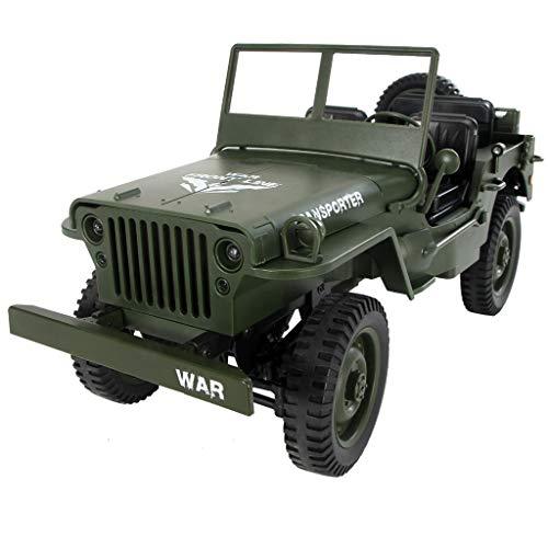 bbJunior RC-Auto »Jeep