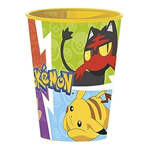 Pokemon- Vaso plastico pequeño 260ml (STOR 06807)