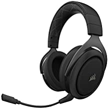 Corsair HS70 Wireless Cuffie Gaming 7.1 Surround Sound a3821612d178