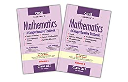 Mathematics-A Comprehensive Textbook (Set of 2 Volumes) (CBSE-Class XII) by [Dr. Jyoti Bhola, Lalit Sharma]