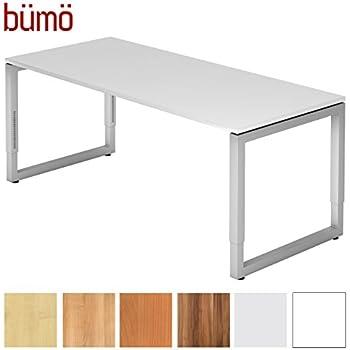Kare 74181 Design White Club Schreibtisch 180cm Hochglanz