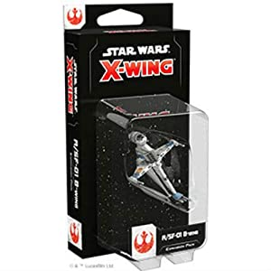 Fantasy Flight Games FFGSWZ42 Star Wars X 2nd Edition: A/SF-01 B-Wing Expansion Pack