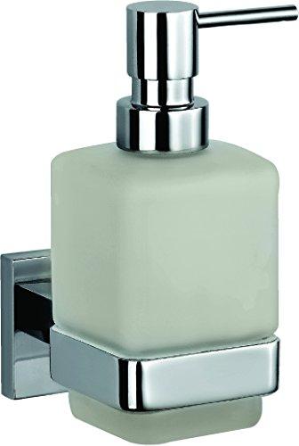Jaquar akp-chr-35735p Seifenspender, Glas Flasche, chrom -