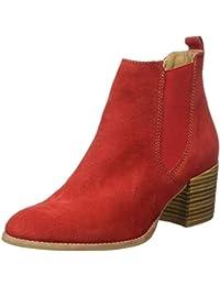 fe9f7cf957 Suchergebnis auf Amazon.de für: rote stiefeletten - 36 / Damen ...