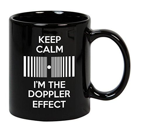 Tasse mug Petit-déjeuner de céramique noire 32 cl. Modèle Doppler, Mugs-Tasses-fan-serie