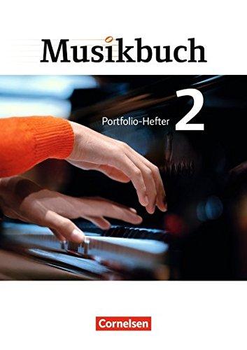 Musikbuch - Sekundarstufe I: Band 2 - Portfolio-Hefter