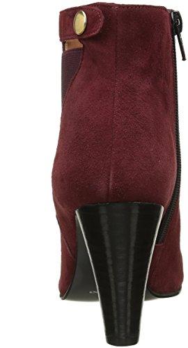 Jonak Akala, Bottes Classiques Femme Rouge (Bordeaux) (7)