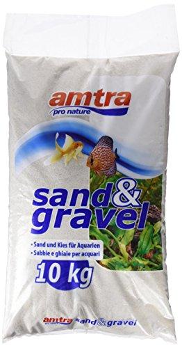 Amtra feines Weiß Sand, 10kg