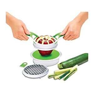 Zyliss Coupe pomme et légumes