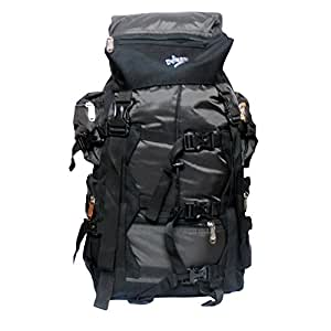 Donex Waterproof Big size High quality Rucksack in Black Color