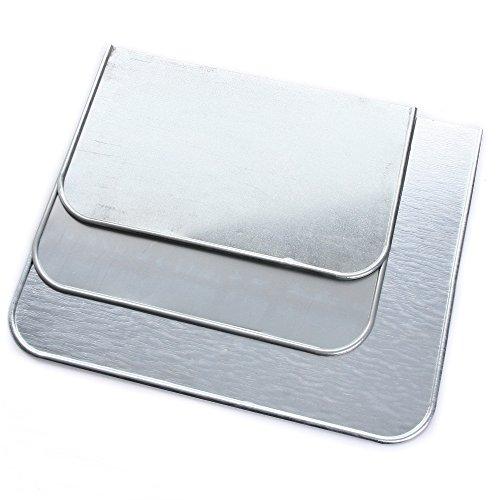 Ofenschutzblech Bodenblech Funkenschutz Bodenplatte Ofenunterlage Ofen Kamin SET