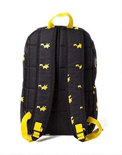 Pokmon-FEDBP060802POK-Pikachu-Battle-Ready-Mochila-DE-45-cm