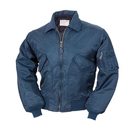 cwu-ma2-flight-jacket-mens-bomber-us-pilot-airforce-biker-security-wear-navy-large