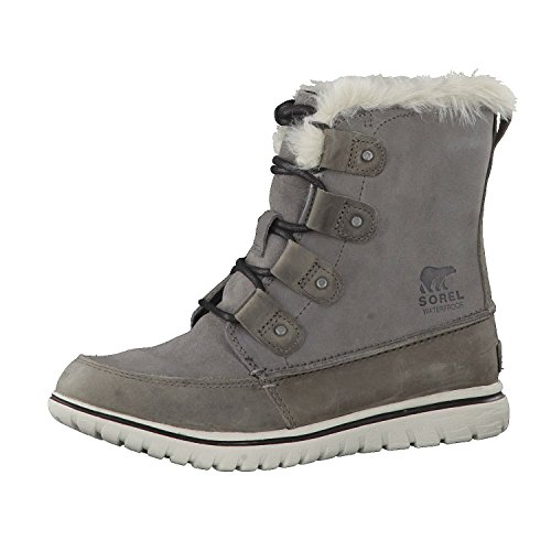 Sorel Boots Cozy Joan Boots - Quarry (Faux Suede Up Boot Lace)